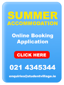 summer accommodation cork